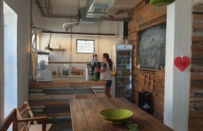 Workshop מרחב עבודה משותף למעצבים ויוצרים בתל אביב