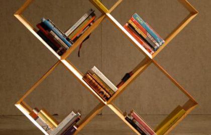 ספריות כאלמנט מפריד בחלל המשרד