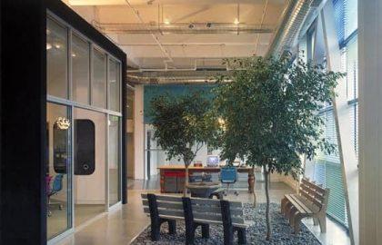 משרדי KBP West- עיצוב המשרד שמעלה את המוטיבציה של העובדים