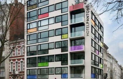 חגיגת צבעים ב Hotel Panton בבריסל