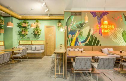 מלון Colors Urbans   בסלוניקי – מה שצבע ותכנון יכולים לעשות