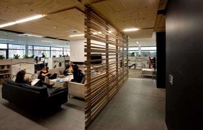עיצוב משרד – ליאו בורנט בסידני