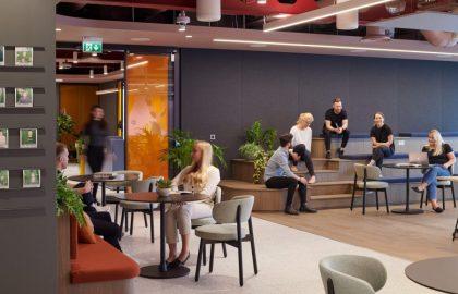 עיצוב משרד הייטק – חגיגה של תרבות תוססת במקום העבודה