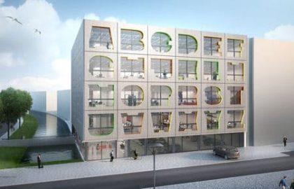 בניין האלף בית בהולנד
